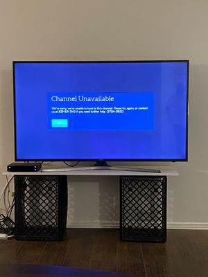 Samsung 4K 55 inch SMART TV FOR SALE!! for Sale in Inglewood, CA