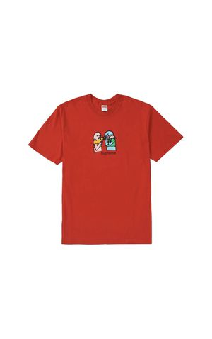 Supreme Bite Tee Red size S for Sale in Beverly Hills, CA