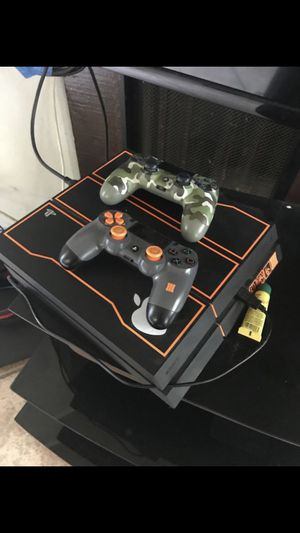Special Edition Black Ops 3 PS4 1TB for Sale in Oceanside, CA