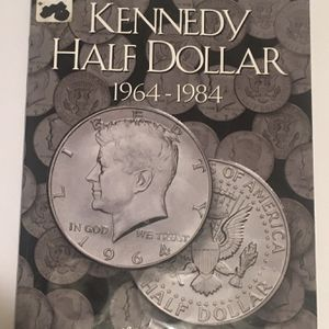 Kennedy Half Dollar Coin Album for Sale in Fort Meade, MD