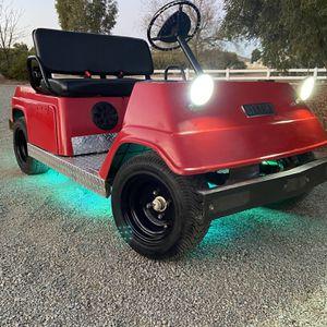 1982 Yamaha G1 Golf Cart 36V for Sale in Menifee, CA