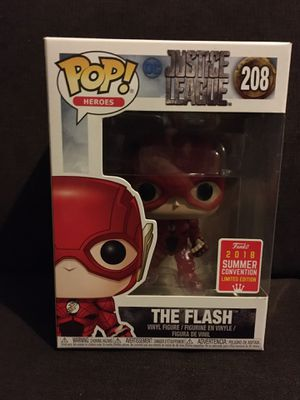 Funko Pop The Flash for Sale in Ontario, CA