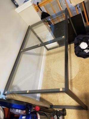 Glass Kitchen Table for Sale in Ashburn, VA
