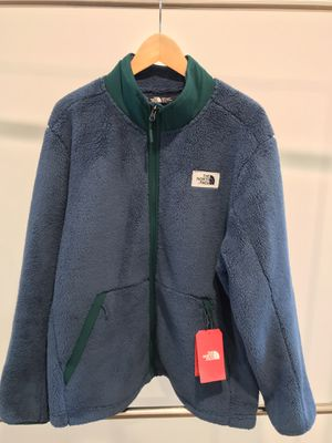 North Face Jacket Men's BRAND NEW Sherpa Fleece XL for Sale in Downey, CA