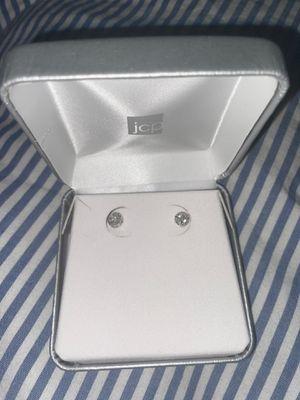 1/4 diamond earrings for Sale in Vancouver, WA