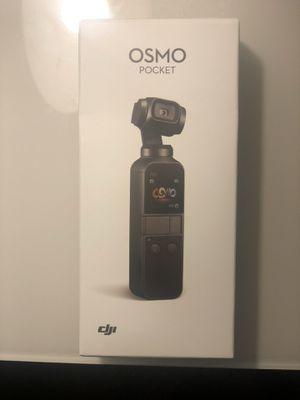 DJI Osmo Pocket + Expansion Kit for Sale in Burbank, CA