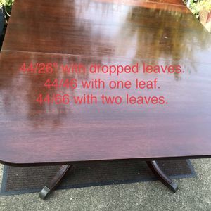 Dining Table. for Sale in Des Plaines, IL