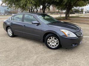 2012 Nissan Altima S for Sale in Dallas, TX