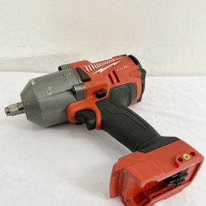 Milwaukee M18 FUEL 18-Volt Lithium-Ion Brushless Cordless 1/2 in. Impact Wrench with Friction Ring (Tool-Only) for Sale in Montebello, CA