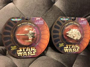 Micro Machines Star Wars Die-Cast Metal Millennium Falcon Galoob 1996 NEW SEALED for Sale in Fresno, CA