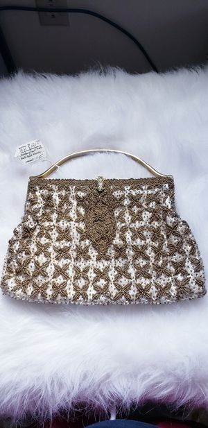 'Mother of Pearl' Antique Handbag for Sale in Calvin, WV