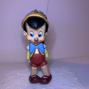 GROLIER Disney PINOCCHIO Grolier GOLD EDITION Ornament for Sale in Lake Wales, FL