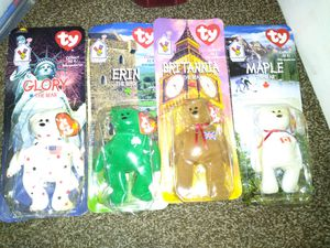 Beanie babies for Sale in Taylor, MI