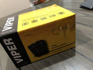 Viper alarm 3105v brand new no installation $60 for Sale in Bell, CA