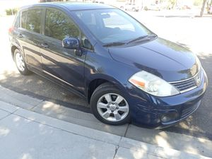 LOW MILES!!! 2008 Nissan versa hatchback! With sunroof!! SIMILAR TO COROLLA CAMRY ALTIMA SENTRA IMPALA MALIBU CIVIC ACCORD SONATA FUSION for Sale in Phoenix, AZ