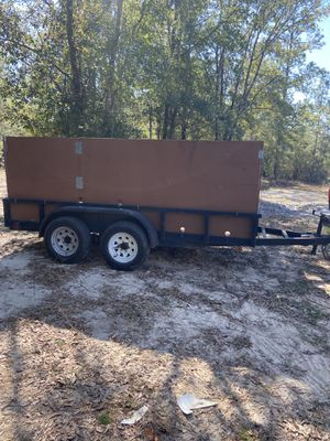 2007 utility trailer for Sale in Milton, FL