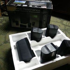 Home theater speakers by Acoustic Resonance for Sale in St. Louis, MO