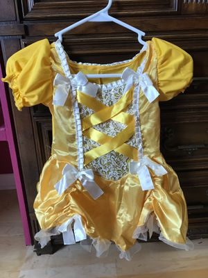 2/3T Belle costume for Sale in Tampa, FL