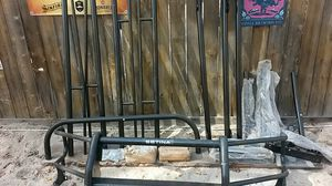 Brand new full-size pickup ladder rack never been installed push bumper also for Sale in Boise, ID