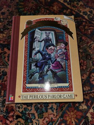 Series of unfortunate events game for Sale in Wimauma, FL
