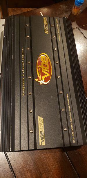 Lanzar vibe 100x4 for Sale in Phoenix, AZ