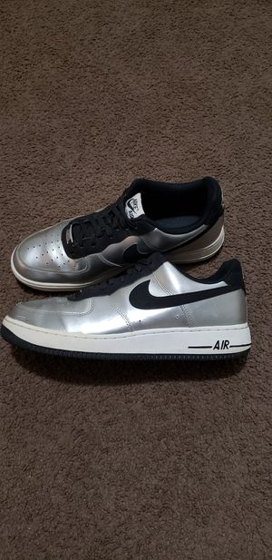 nike air force 1 low metallic size 10 for Sale in Columbus, OH