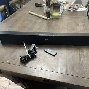 Polk Soundbar for Sale in Chula Vista, CA