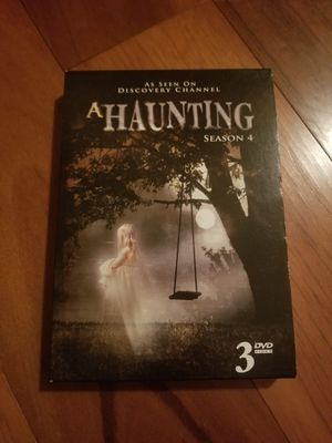 A Haunting Boxed Set on DVD [Season 4] for Sale in Portland, OR