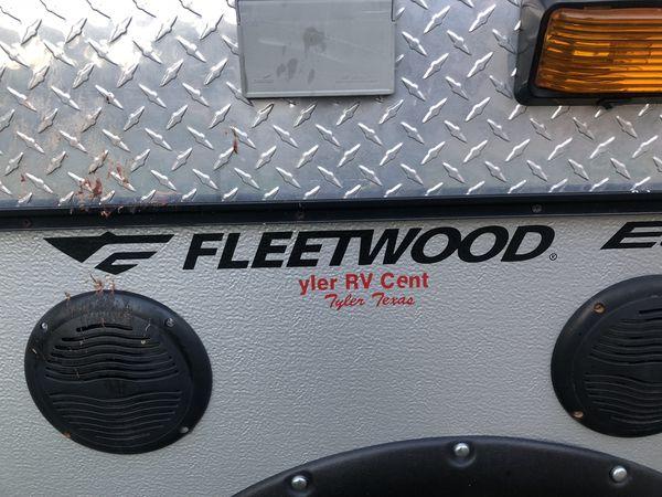 2007 Fleetwood E3