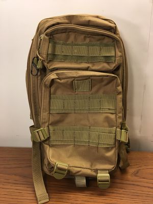 Fox Tactical BackPack Outdoor Military Style Hiking for Sale in Elgin, IL