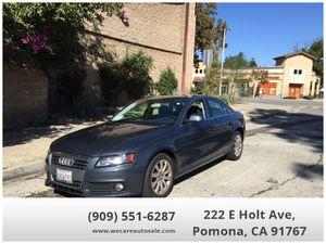 2012 Audi A4 for Sale in Pomona, CA
