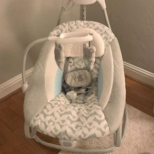 Ingenuity Simple Comfort 2-in-1 Swing & Rocker - Raylan for Sale in Edgewood, FL
