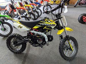110cc Apollo DB 34 Dirt Bike $799 for Sale in Peachtree Corners, GA