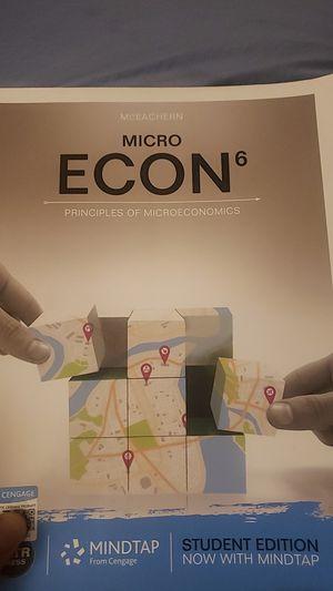 Econ 4 microeconomics for Sale in Redlands, CA