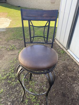 Almost new set of barstools for Sale in Fresno, CA