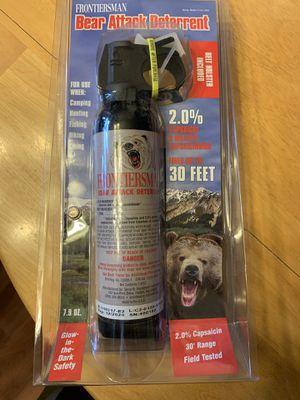 Bear spray for Sale in Erlanger, KY