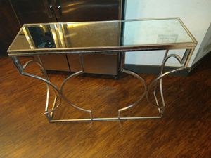 Nice table with mirror for Sale in Anaheim, CA