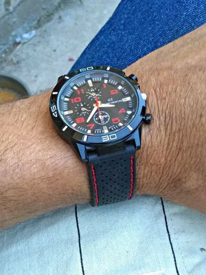 GT GRAND TOURING silicone quartz wrist watche. for Sale for sale  Fayetteville, AR
