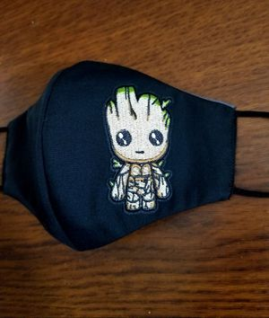 Baby Groot Face Mask Guardians of the Galaxy Mask ✔️ READY TO SHIP or PICK UP for Sale in Anaheim, CA