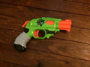 Small Zombie Strike Nerf Gun Pistol for Sale in Spotswood, NJ