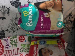 Baby Pampers/Huggies for Sale in Chicago, IL