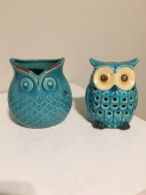 Ceramic Owls for Sale in Edmond, OK