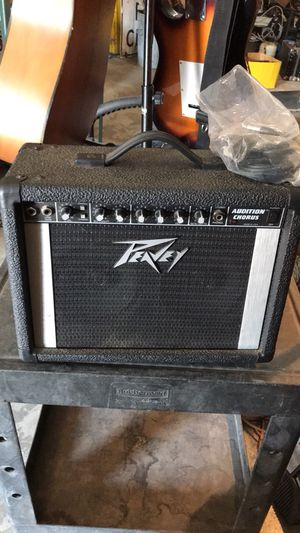Peavey Audition Chorus amp speaker for Sale in Sauget, IL