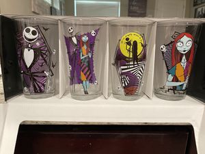 The Nightmare Before Christmas Glassware Set Brand New for Sale in Mesa, AZ