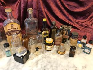 Antique & Vintage bottles for Sale in Chino Hills, CA