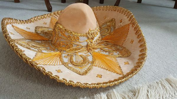 mexican Decorative hat