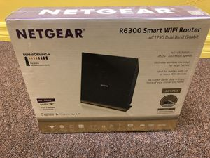 WiFi Router Netgear R6300 for Sale in Tampa, FL