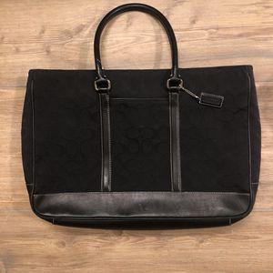 Coach Black Tote Bag for Sale in Mableton, GA