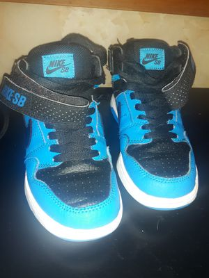 Boys Nike shoes size 13.5 for Sale in Homer, LA