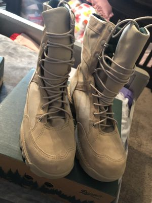Brand new in the box Danner waterproof work boots military shoes for Sale in San Diego, CA